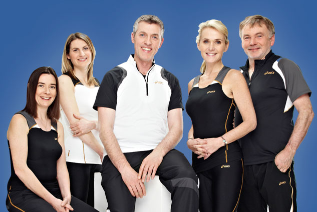 The ASICS Pro Team
