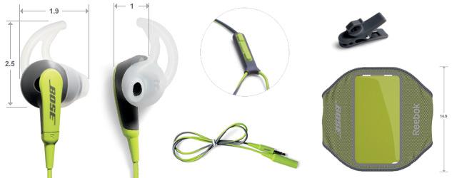 bose sport earphones. bose sei2i sport headphones earphones s