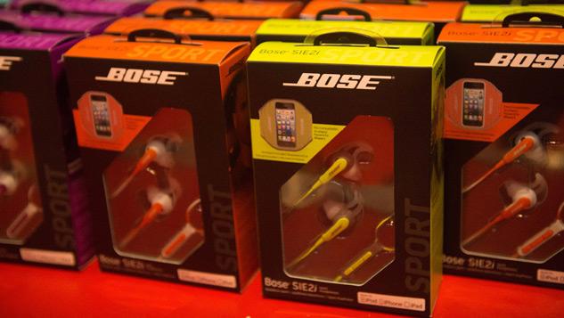 Bose SEI2i Sport headphones