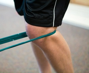 Injury: Patellofemoral pain syndrome (runner's knee)