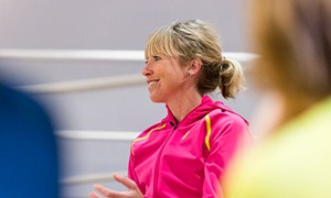 Holly talked to the 50 shortlisted runners at #asics262 Bootcamp back in November 2014