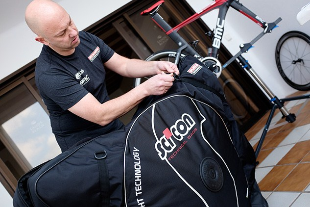 Uplace - BMC Mechanic Tom / photo © Bert Stephani