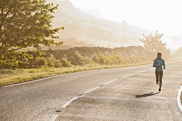 Study shows exercise directly affects cancer tumours