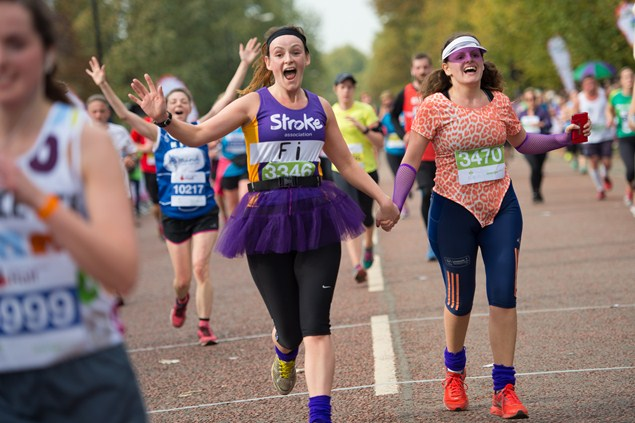 The Royal Parks Foundation Half Marathon provides runners with a great opportunity to get a unique view of the capital.