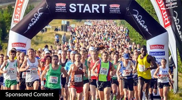 Baxters Loch Ness Marathon 2015