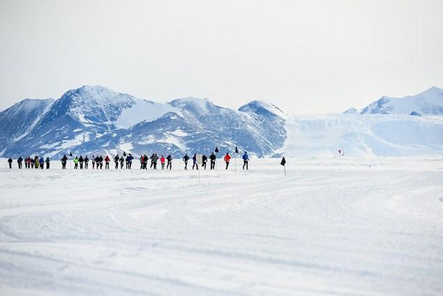 Image by Antarctic Ice Marathon