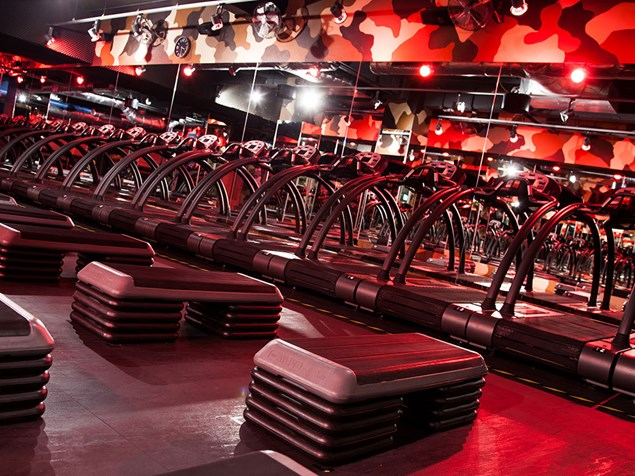 Photo: Barry's Bootcamp