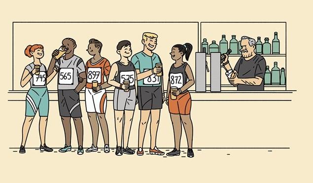 Illustration by Jannie Ilvonen