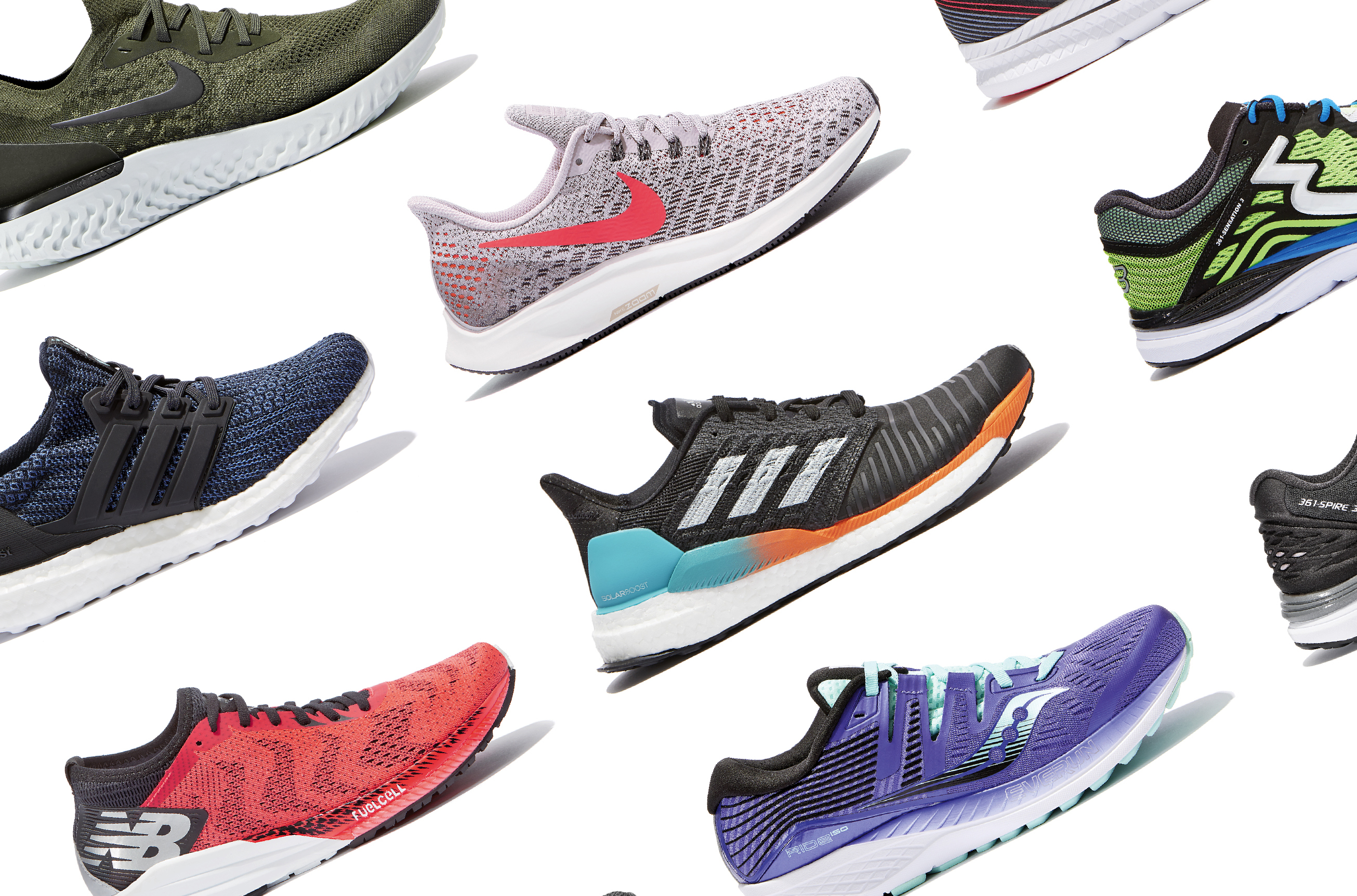 The best running shoes 2018: the best male and female running trainers,  tested in the lab and on the road - Runner's World