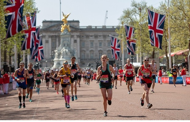 Image: Virgin Money London Marathon
