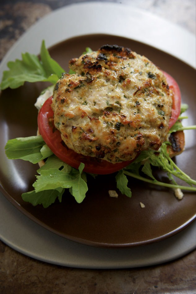 Anjum anands chicken burgers runners world image vanessa courtier forumfinder Choice Image