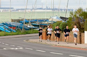 Gosport Half-Marathon Picture credit: Dave Cox