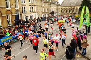 Bath Half-Marathon Picture credit: Dave Cox