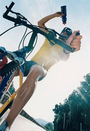 Cycling, nutrition, triathlon