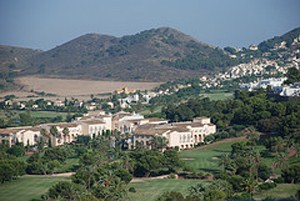 Club La Manga is three times bigger than Monaco