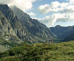 Still taken from trail running film '5 Races, 5 Continents'