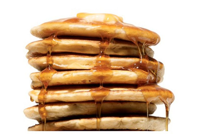 The ultimate runner's guide to pancakes