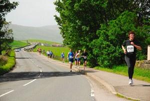 Mull of Kintyre Half Marathon Photo credit: James McFayden