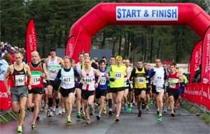 Llanelli Waterside Half Marathon